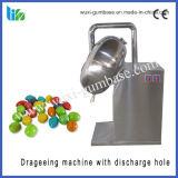 Machine de dragée pour le chewinggum d'enduit