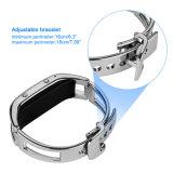 Gelbert Iosのアンドロイドのための新しいBluetoothのブレスレットの腕時計