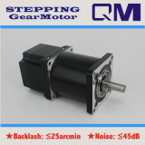 Gearbox Ratioの1:50のNEMA23 L=42mm Stepper Motor