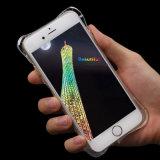 Cas transparent clair mou antichoc de TPU pour l'iPhone 6