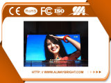 Colore completo dell'interno di Abt P5 che fa pubblicità alla visualizzazione di LED HD