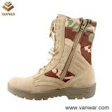Camuflar botas de deserto militares no cimento atlético (CMB003)
