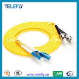 Câble fibre optique de Shenzhen, fournisseur de cordon de connexion de fibre