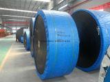 China-Fabrik gekopierter V-Gürtel/Chevron-Gummiförderband