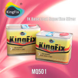 Kingfix Brand Low Viscosity Automobile Clearcoat per Car Painting