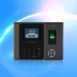 Fingerabdruck-Zugriffssteuerung u. Zeit-Zeiterfassungsstation mit WiFi/GPRS u. eingebauter Li-Batterie (GT210)