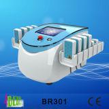 Graisse de Lipolaser de diodes amincissant 88 lampes de laser avec 100MW