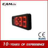 "[Ganxin] Timer 5 "" roter des Wrold Tisch-Digital-Count-down-LED"