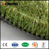 Preiswerteres Multicolor Artificial Grass Without Sand für Landscaping Garten