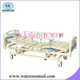 Reizbares manuelles medizinisches Bett des Krankenhaus-drei
