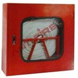 Шкаф пожарного рукава (слабая сталь/стеклянное окно)