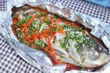 folha de alumínio do agregado familiar do produto comestível de 8011-O 0.014mm para peixes do Roasting