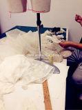 Sweetheart Longueur de plancher en mousseline de soie A-Line Robe