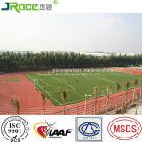 Фабрика Китая поверхности следа резиновый легкой атлетики материальной атлетической для стадиона