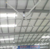 ventiladores de techo de las láminas del PCS de la aleación de aluminio de los 7.4m 6/ventilador industriales grandes del aire