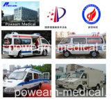 ISO, автомобиль стационара машины скорой помощи скорой помощи Foton утверждения CE (BJ6549B1)