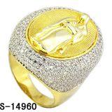 Fijne Juwelen van de Ring van de fabriek de In het groot Zilveren