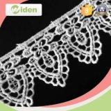 Merletto bello del prodotto chimico del reticolo del merletto di bobina del tessuto del merletto della guipure