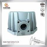 Moulage au sable de fonte d'aluminium en métal pour des pièces de machines