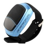 Portable Multimedia Smart Watch Bluetooth Speaker Support TF Card MP3