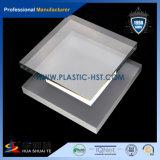 Feuille acrylique givrée par qualité/feuilles acryliques faites sur commande
