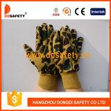 Ddsafety 2017 gants de sûreté de travail de modèle de camouflage