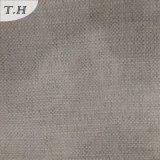 2016 tela de lino de imitación del sofá y de los muebles (FTH31060)