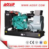 generador de potencia verde eléctrico de 80kw 100kVA