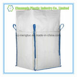 4 o U Panel Big Bag FIBC con costuras Side Loops Bolsa PP industrial a granel
