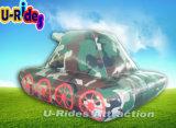 Tanque inflável do depósito de Paintball para o campo de Paintball