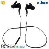 Fone de ouvido sem fio de Bluetooth dos esportes da versão 4.1 de Bluetooth com Mic