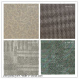Plancher de cliquetis de vinyle de PVC de configuration de tapis