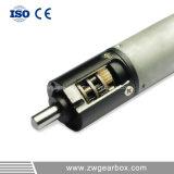motor elevado da engrenagem de redução do torque de 22mm 24V baixo RPM