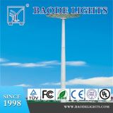 Изготовление 20m Galvanized High Mast Lighting Поляк