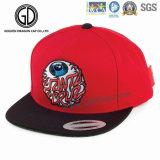 2016 casquettes de baseball faites sur commande neuves de broderie de chapeau de Snapback d'ère de l'impression 3D