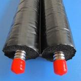 Ss316 de ZonneSlang van het Flexibele Metaal met Isolatie EPDM