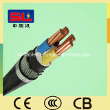 Noyau blindé 16mm2 du câble 4 de Ywy Yfy