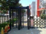 Cancello completo astuto rotativo del cancello girevole di altezza dell'acciaio inossidabile 304 di obbligazione