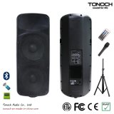 Model Thr215ub를 위한 15 Inches Plastic Active Speaker는 이중으로 한다