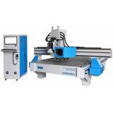기계 조각 기계를 새기는 자동 공구 변경 CNC