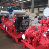 Pompe de lutte contre l'incendie diesel/pompe à incendie diesel