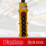 1tonホックの固定タイプ(WBH-01002SF)が付いている電気チェーン起重機
