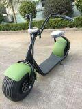 Electric Citycoco 500W Motocicleta colorida com bateria de lítio