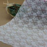 衣服、カーテン、ホーム織物のための花デザインレースファブリック