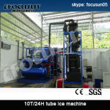 Focusunの高品質15tpdの管の製氷機械