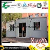 Casa pré-fabricada do baixo custo para a venda