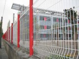 Низкая цена загородки ячеистой сети евро фабрики Anping