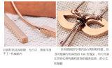 De Halsband van de Tegenhanger van de Manier van de Juwelen van het roestvrij staal (hdx1018)