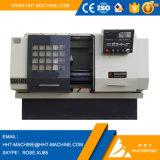 Flaches Bett Ck6136/Ck6140 horizontale CNC-Metalldrehbank-Maschine mit der 3 Kiefer-Klemme