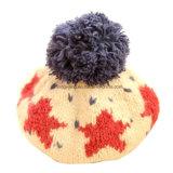 Sombrero/casquillo de Beanie Skull del invierno de la manera de señora Acrylic Knitted